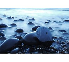 Sea and rocks Photographic Print
