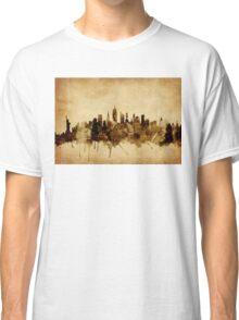 New York Skyline Classic T-Shirt