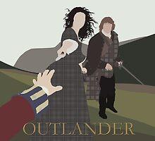 Outlander - The Series - Part II by Mivaldi