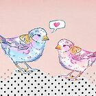 Love Chirp by Tiffany Atkin