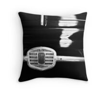 Classic Fiat Throw Pillow