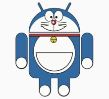 Dora Droid by personalized