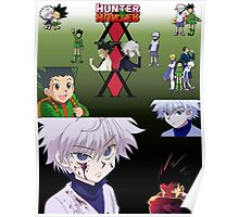 Hunter X Hunter - Gon and Killua Poster