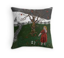 Scene from a Dream Throw Pillow
