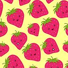 Strawberries Fun Forever! by AnishaCreations