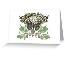 Outdoor Spirit Greeting Card