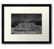 There For You Framed Print
