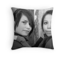 Inseparable! Throw Pillow