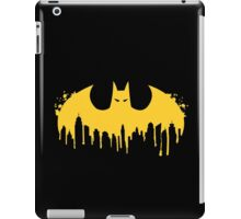 Batman Skyline Logo iPad Case/Skin