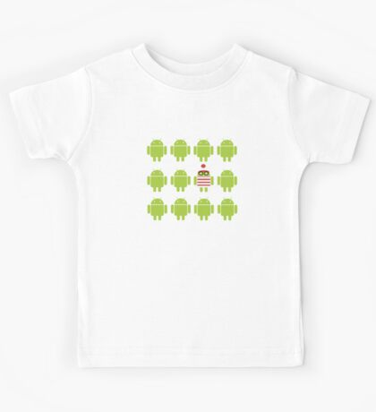 Where's Waldroid? Kids Clothes
