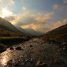 Honister Pass by Paul Bettison