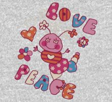 Peace Love Bug Kids Clothes