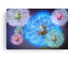 Dandelion Delight Canvas Print