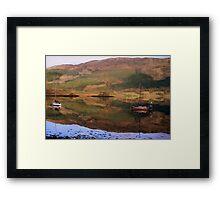 Loch Leven Glencoe Framed Print