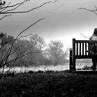 Remember when we used to sit for hours...  by Olivia Wike