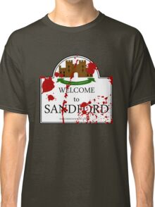 Welcome to Sandford Classic T-Shirt