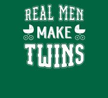 Real Men Make Twins Unisex T-Shirt