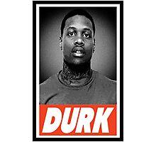 Durk Photographic Print