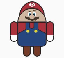 Super Droid Bros. Mario by Keez