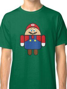 Super Droid Bros. Mario Classic T-Shirt