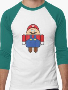 Super Droid Bros. Mario T-Shirt