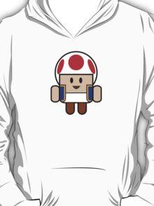 Super Droid Bros. Toad T-Shirt