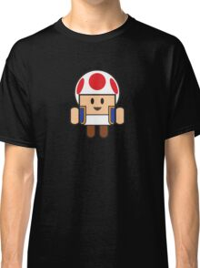 Super Droid Bros. Toad Classic T-Shirt