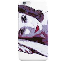 Perfume Pin Up Girl iPhone Case/Skin