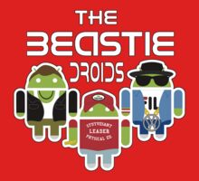 THE BEASTIE DROIDS One Piece - Short Sleeve