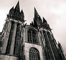 Cathedral by Claire Elford
