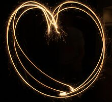 Heart of light by EstherB