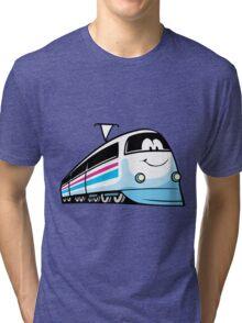 train Tri-blend T-Shirt