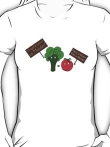 Vegetarianism is Murder T-Shirt