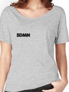 sdmn bold Women's Relaxed Fit T-Shirt
