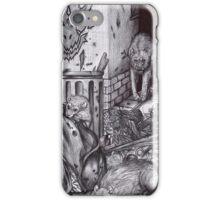 Werewolves - Urban Legend 1 iPhone Case/Skin