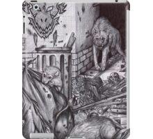 Werewolves - Urban Legend 1 iPad Case/Skin