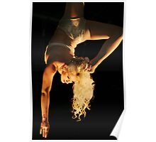 Upside down circus Poster