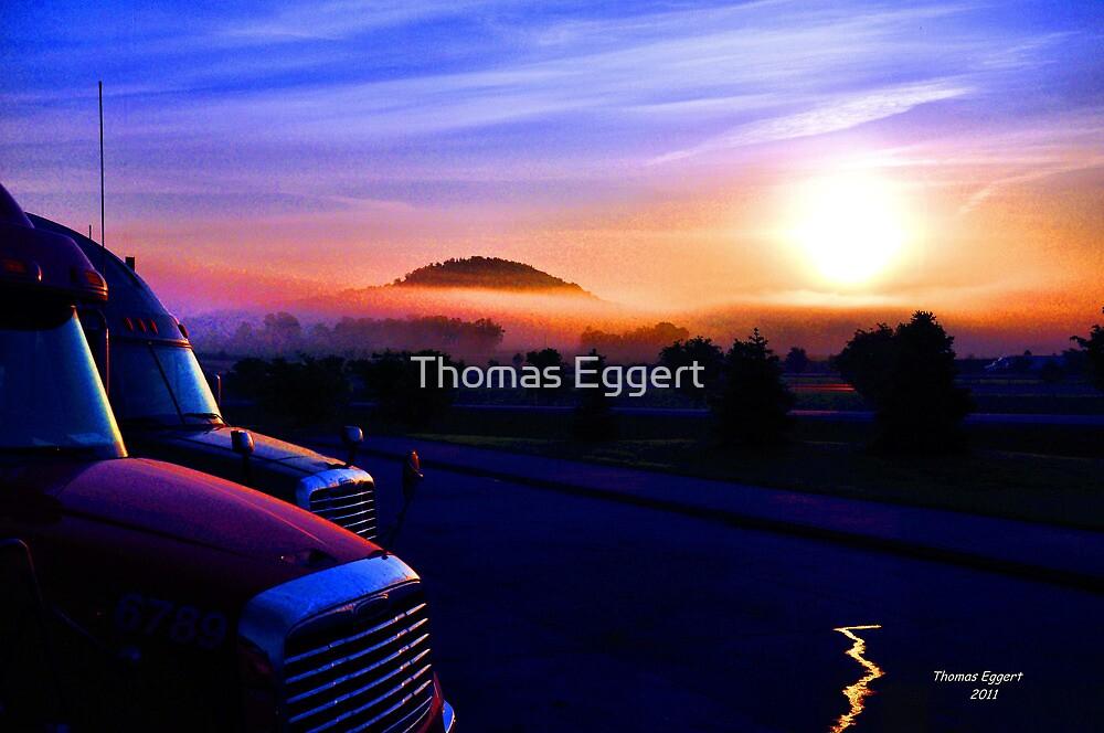 Morning by Thomas Eggert