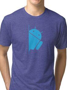 Think with Droids Tri-blend T-Shirt