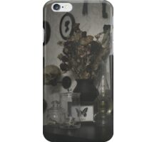 Cabinet of curiosities iPhone Case/Skin