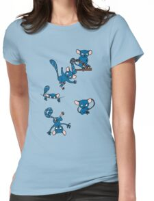 bushbabies Womens Fitted T-Shirt