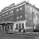 Sedberry Hotel by © Brady-Hughes- Beasley Archives