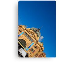 Station Canvas Print