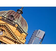 Melbourne Icons Photographic Print