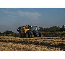 Harvest time 2 Photographic Print
