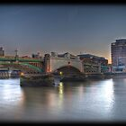 southbank by Adam Glen