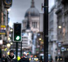 st pauls street view by Adam Glen