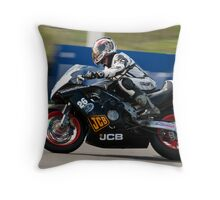 Fast Earth Mover Throw Pillow