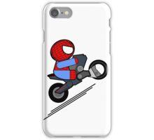 ITSY BITSY SPIDER BIKER iPhone Case/Skin
