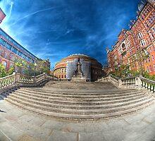 Albert hall by Adam Glen